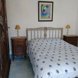 Chambre avec salle d'eau et wc. - Location de vacances - La Barre de Monts - Fromentine
