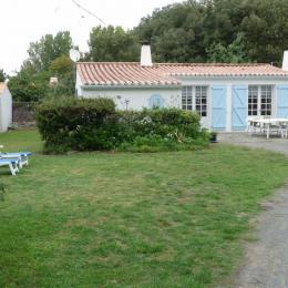 Maison - Location de vacances - Saint Hilaire de Riez