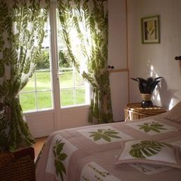 Chambre - Location de vacances - Le Fenouiller