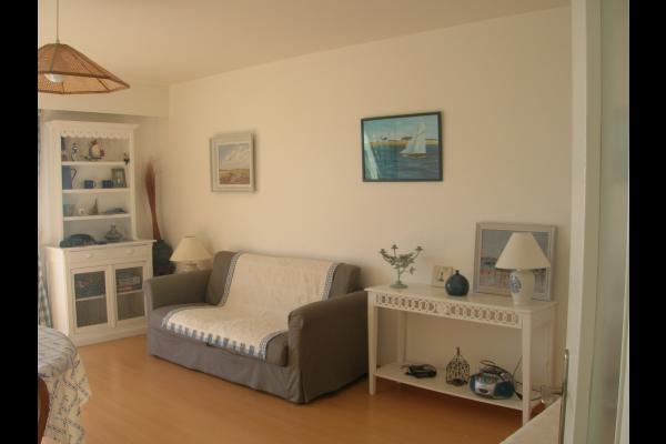 Très grand séjour face mer - Location de vacances - Les Sables-d'Olonne