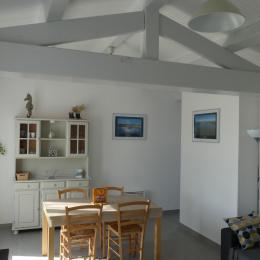 salle à manger - Location de vacances - Noirmoutier en l'Île