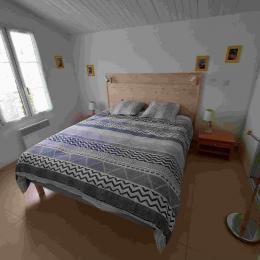 Chambre 1 - Location de vacances - Barbâtre