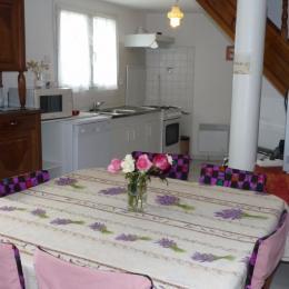 Pièce de vie - Location de vacances - La Barre de Monts - Fromentine