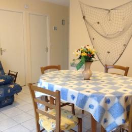 Salle à manger - Location de vacances - La Tranche sur Mer