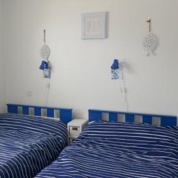 Chambre 2 - Location de vacances - La Barre de Monts - Fromentine