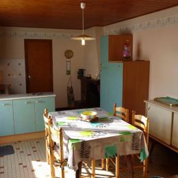 Pièce de vie - Location de vacances - La Tranche sur Mer