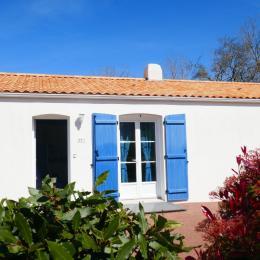 Cour cloturée - Location de vacances - La Barre de Monts - Fromentine