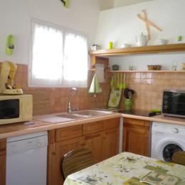 sieste a l'ombre - Location de vacances - Noirmoutier en l'Île