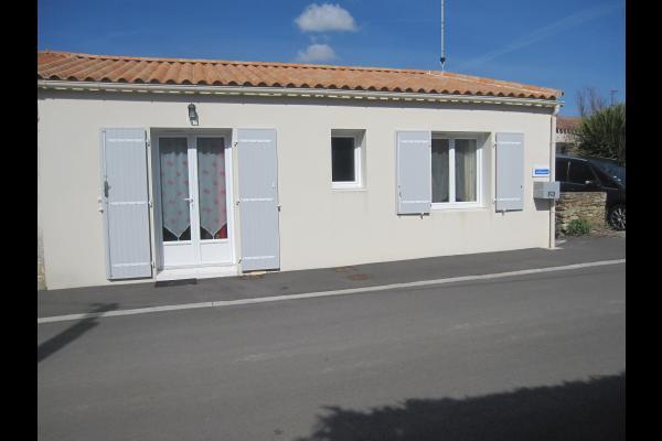 Salon - Location de vacances - Château d'Olonne