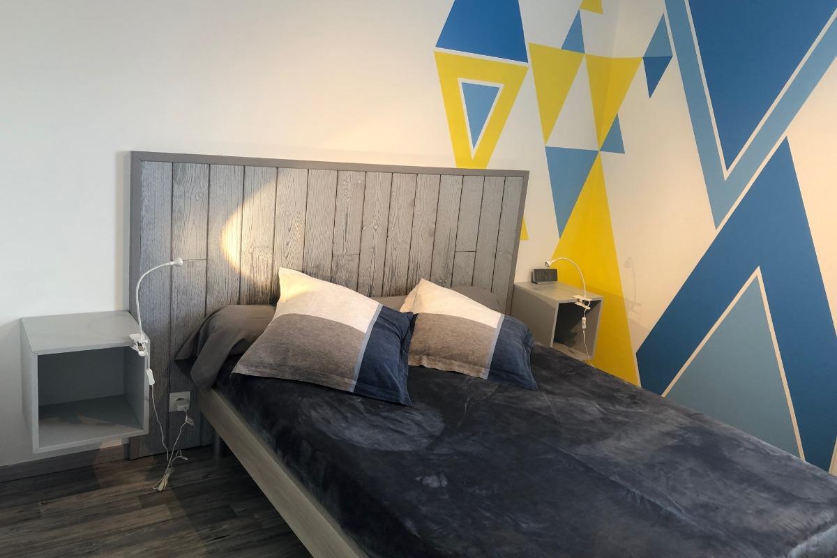 Chambre 2 gîte Le Vent du Large - Location de vacances - Le Fenouiller