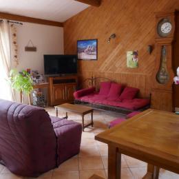 Chambre - Location de vacances - Mouchamps