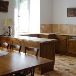 Cuisine N°1 - Location de vacances - Mouchamps