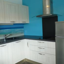 cuisine studio beu - Location de vacances - Olonne sur Mer