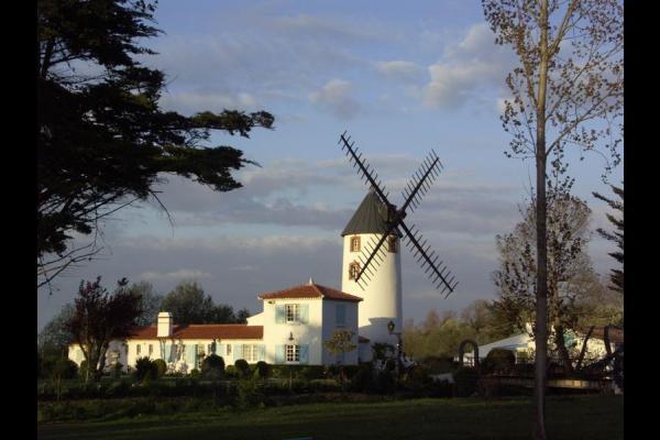 vue générale du site  - Location de vacances - Saint Jean de Monts