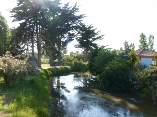 l'environnement extérieur près du gîte  - Location de vacances - Saint Jean de Monts