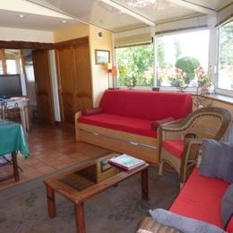 coin salon  - Location de vacances - Saint Jean de Monts