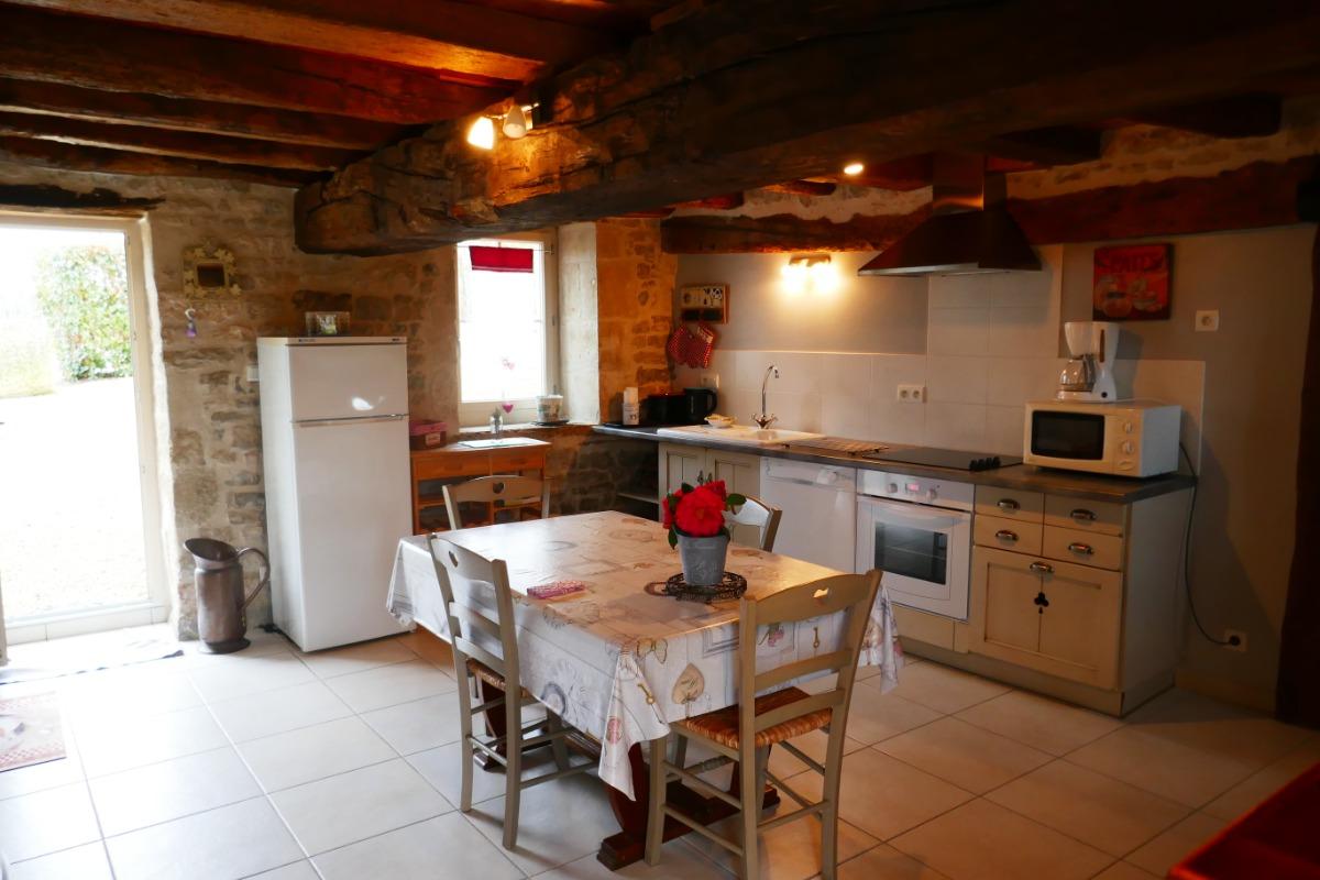 Cuisine - Location de vacances - Saint Hilaire des Loges