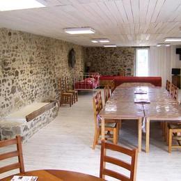 Salle à manger - Location de vacances - Beaurepaire