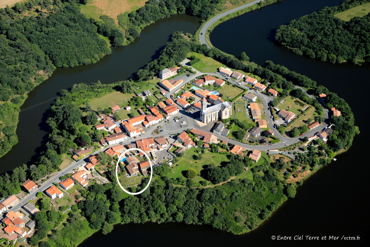 La Métairie de Fond-Guibert - Location de vacances - Château Guibert