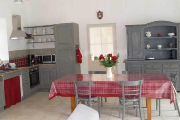 Cuisine - Location de vacances - La Garnache