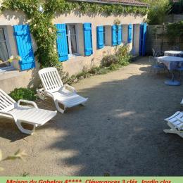 La Maison du Gabelou - Location de vacances - La Barre de Monts - Fromentine
