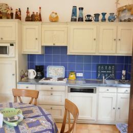 Salon tout confort , télévision, Connexion Internet gratuite. - Location de vacances - La Barre de Monts - Fromentine