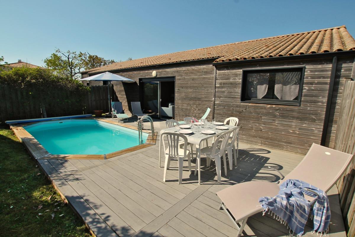Villa Arméria - Port Bourgenay - Location de vacances - Talmont Saint Hilaire