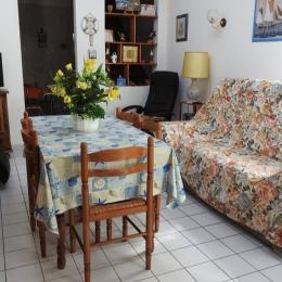 Salon/séjour - Location de vacances - Château d'Olonne