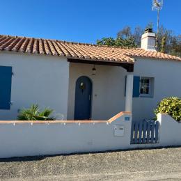Facade rue - Location de vacances - Noirmoutier en l'Île