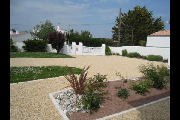 Cour - Location de vacances - Noirmoutier en l'Île