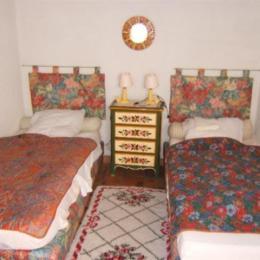 Chambre 2 - Location de vacances - La Guérinière