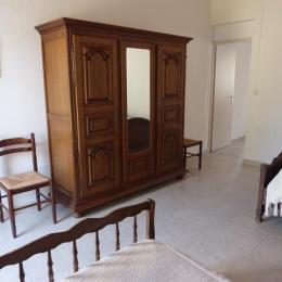 Chambre - Location de vacances - Barbâtre