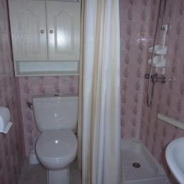 Salle d'eau - Location de vacances - Barbâtre