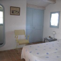Chambre 1 - Location de vacances - Noirmoutier en l'Île