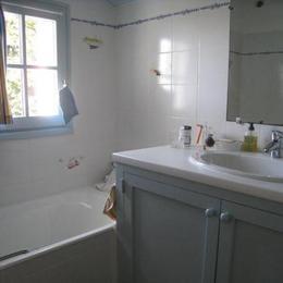 Salle de bain - Location de vacances - Noirmoutier en l'Île