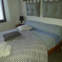 Chambre avec lit en 140 - Chambre d'hôtes - Noirmoutier en l'Île