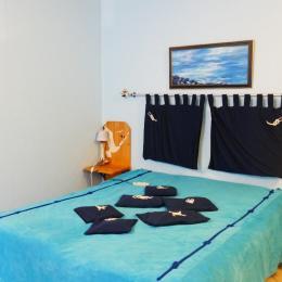 Chambre bateaux - Chambre d'hôtes - Bazoges en Paillers