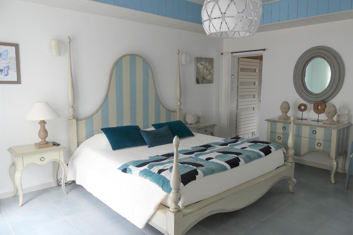Chambre Alizée - Chambre d'hôtes - Noirmoutier en l'Île