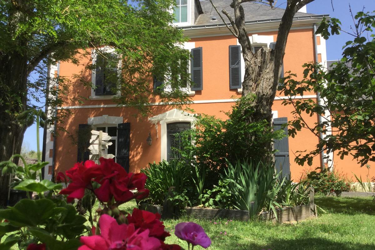 Baignoire de la chambre de la Castafiore  - Chambre d'hôtes - Saint Hilaire de Riez