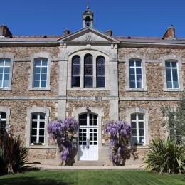 la maison d'Olivier - Chambre d'hôtes - Mesnard la Barotière