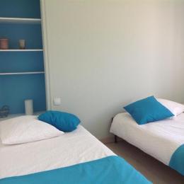 Chambre 1 - Location de vacances - Saint Vincent sur Jard