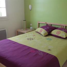 Chambre 2 - Location de vacances - Saint Vincent sur Jard
