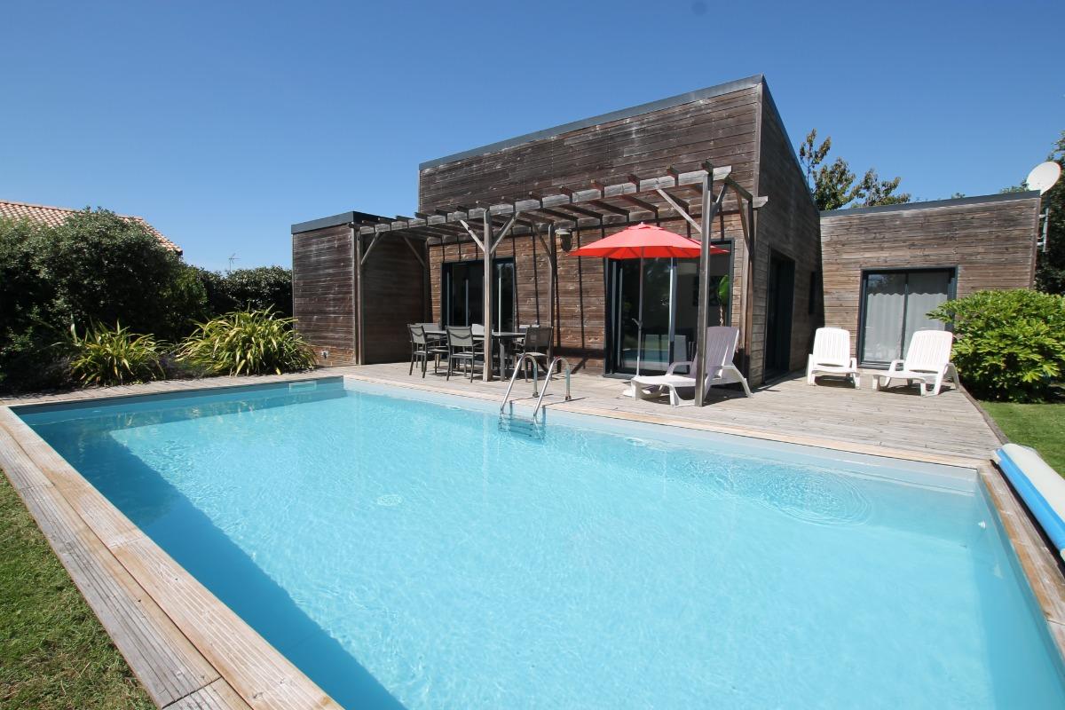Villa Astélia - Location de vacances - Saint Vincent sur Jard