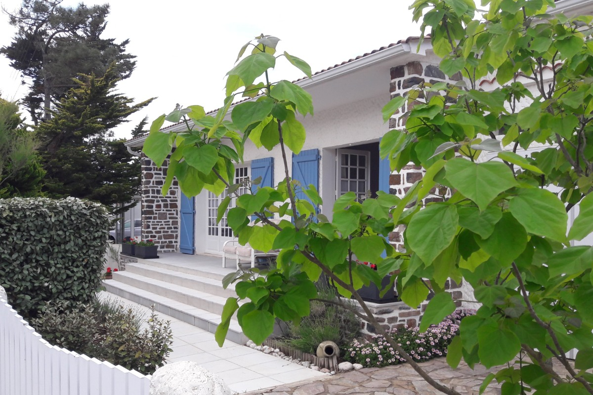 On ne peut se fier à un homme si l'on ne connaît pas la maison qu'il habite P. COELHO - Location de vacances - Bretignolles sur Mer