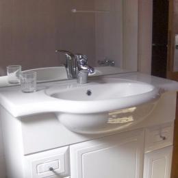 Chambre 1 lit de 140 + 1 lit de 90 - Location de vacances - Saint Jean de Monts
