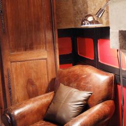 Grand confort, meubles de famille - Chambre d'hôtes - Moreilles