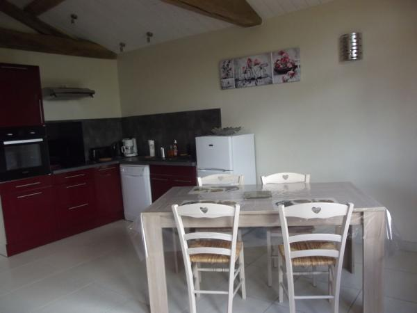 cuisine - Location de vacances - Falleron
