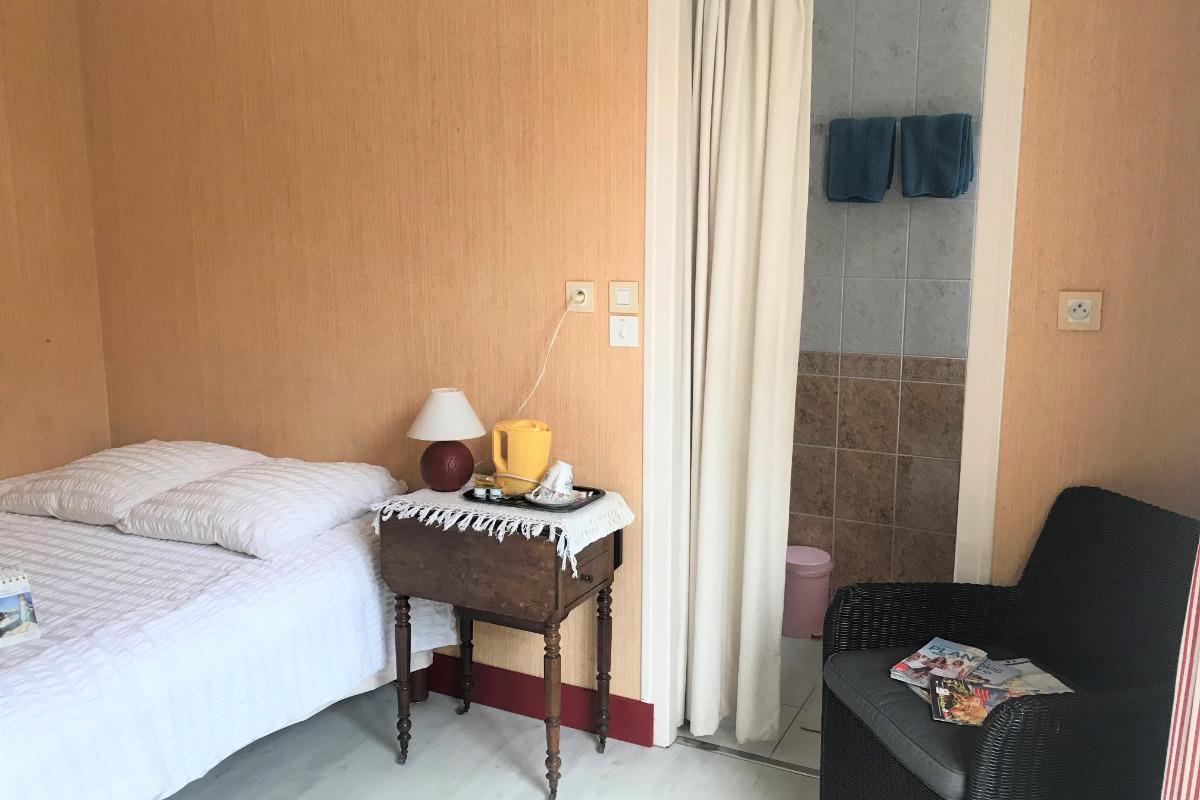 Chambre avec un lit en 140 - Chambre d'hôtes - Olonne sur Mer