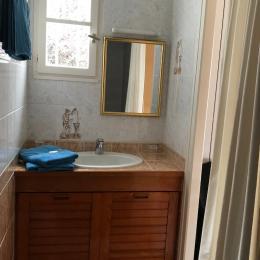 Salle d'eau - Chambre d'hôtes - Olonne sur Mer