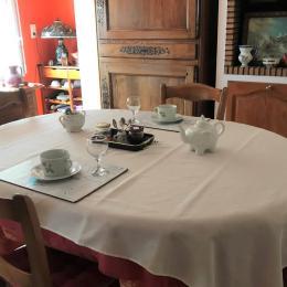 Petit déjeuner - Chambre d'hôtes - Olonne sur Mer